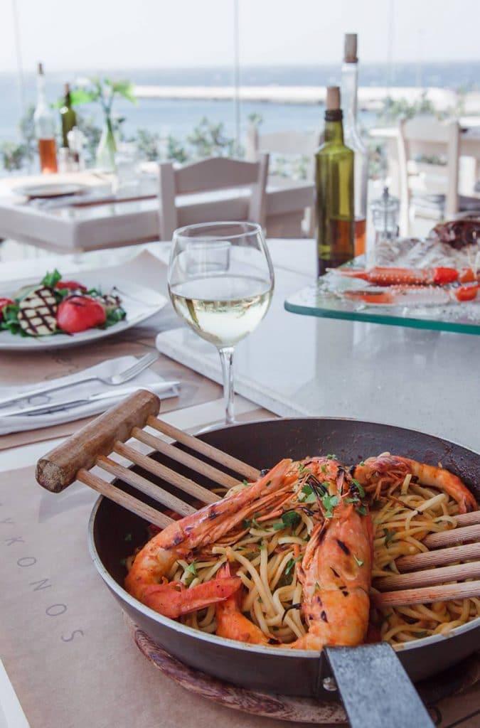roca-cookery-mykonos-seafood