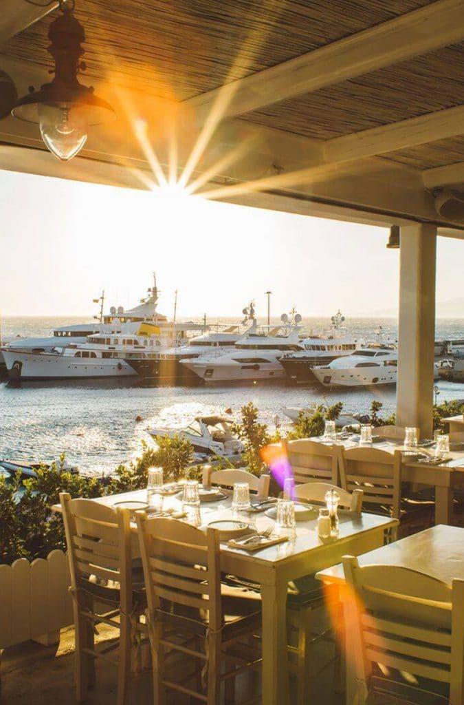 Roca Cookery Restaurant Mykonos